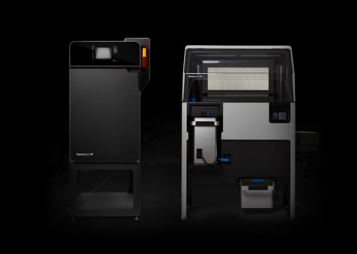 EMBARGO January 26 at 9 am EST Formlabs Finally Releases The Fuse 1 SLS 3D Printer