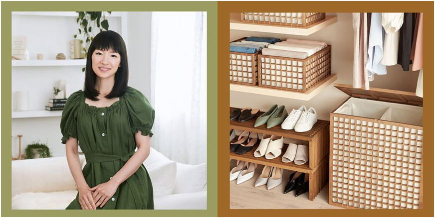 Getting Organized With Marie Kondo, The Container Store, And 3D Printing
