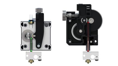 E3D-Online Resumes Hemera Extruder Production