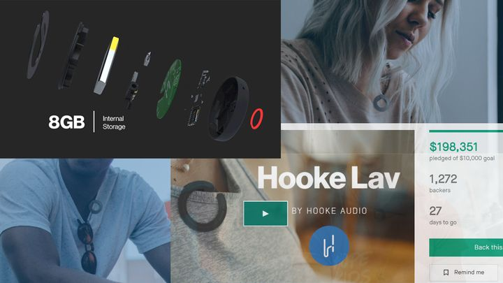 Successfully Funding a Kickstarter a 2nd Time: Anthony Mattana and the Hooke Lav