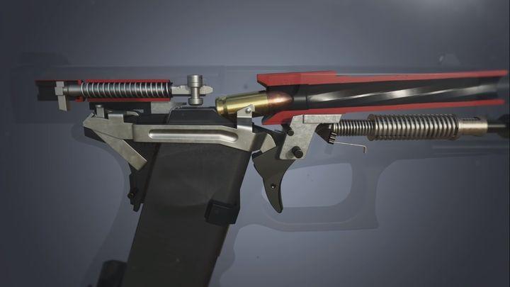 Matt Rittman's Gun CAD Creations Show How The Real Things Work
