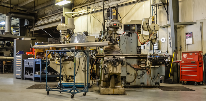 Machine Shops And Intellectual Curiosity Into 3D Printing