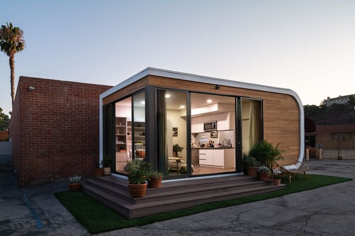 Mighty Buildings' Different Approach To Construction 3D Printing