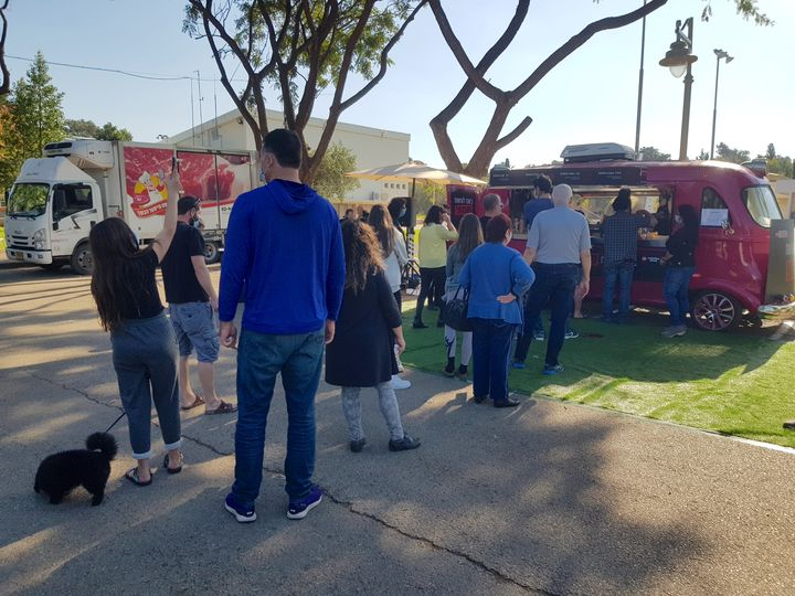 Redefine Meat's Food Truck Blind Taste Experiment Leads To Butcher Deals