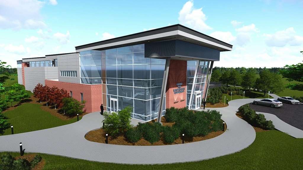 The Institute For Advanced Learning And Research Sets The Bar High With A 25.5 Million Dollar Center For Manufacturing Advancement