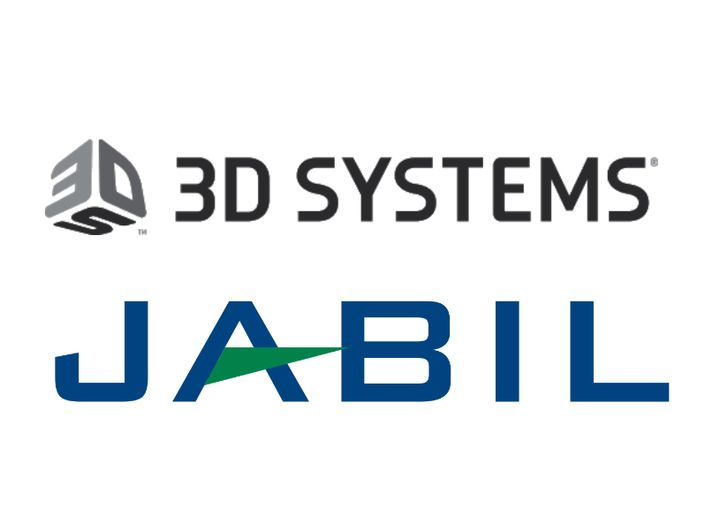 "3D Systems and Jabil Announce ""Roadrunner"" Industrial 3D Printing System"