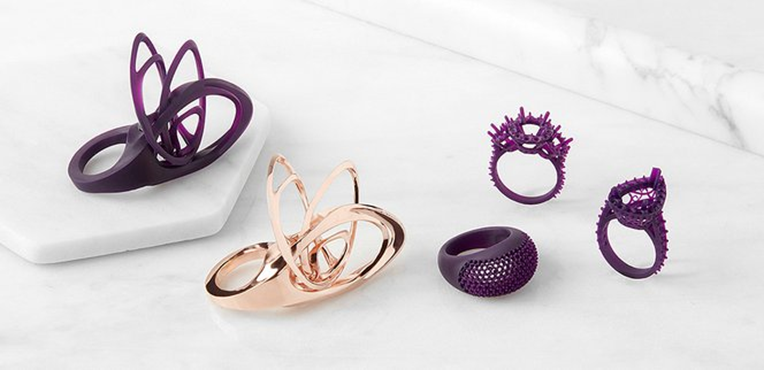 3D Printing In The Jewelry Industry