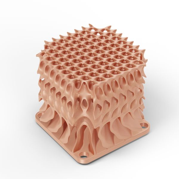 Digital Metal Adds Copper Material To Their 3D Print Portfolio