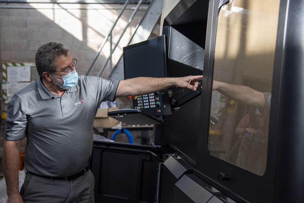 Xerox Unveils ElemX 3D Printer Installation And Collaboration