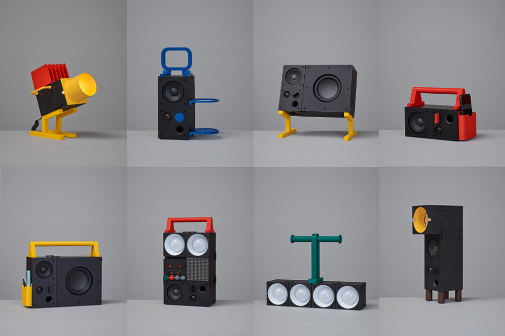 IKEA And Teenage Engineering Designed Some Downloadable 3D Printing Files To Bring Some Magic Into Your Home's Sound Systems!