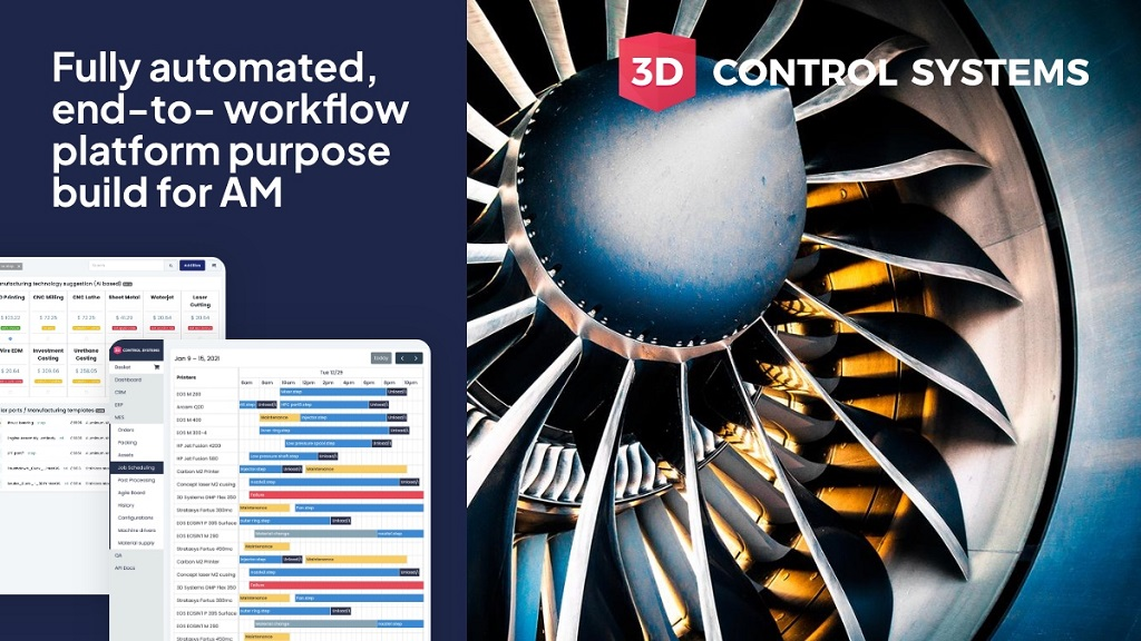 EMBARGO Feb9/8AMET 3D Control Systems Announces ZAP
