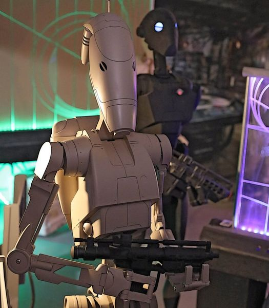 Design of the Week: Battle Droid