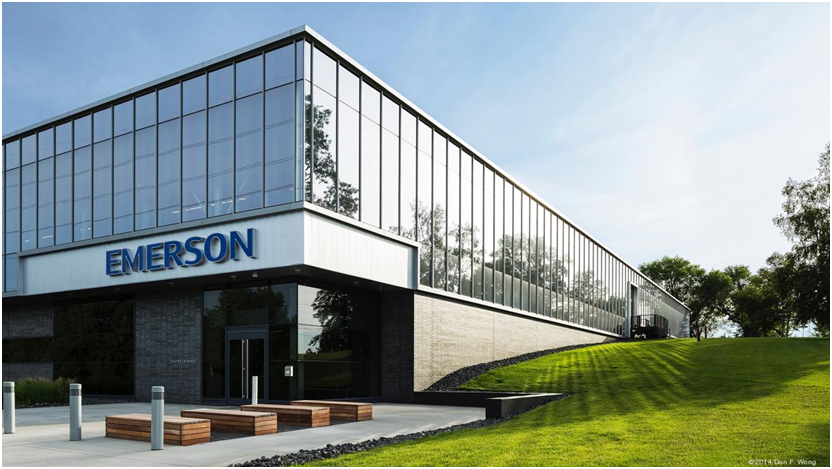Emerson Electric And Self-Automation