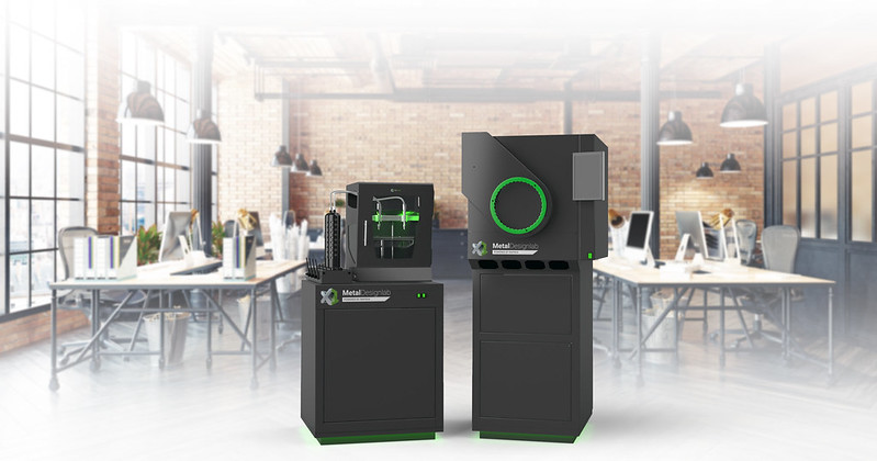 ExOne Enters The Office Metal 3D Printing Scene