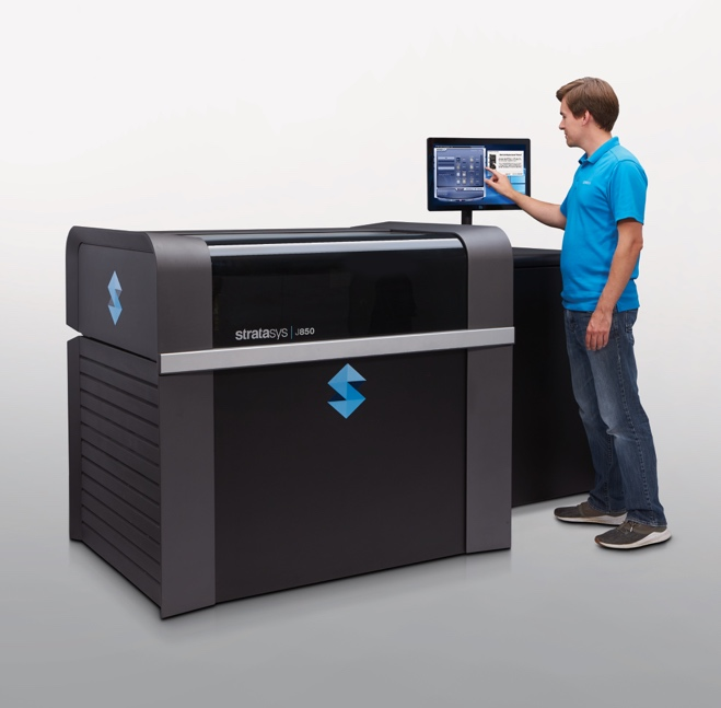 Stratasys Expands J8 Series Of 3D Printers