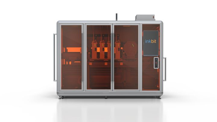 EMBARGO until 2/23 @ 8:30am ET Inkbit Launches a New Additive Manufacturing System