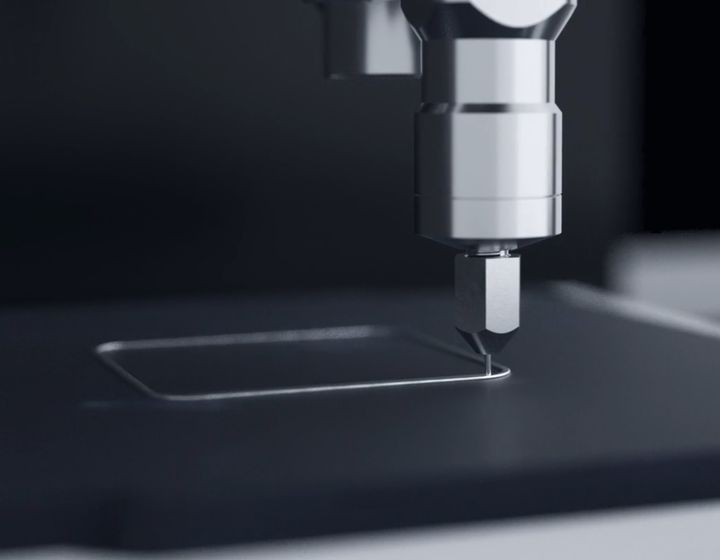 Mantle Emerges With Low-Cost, High-Precision Metal 3D Printer