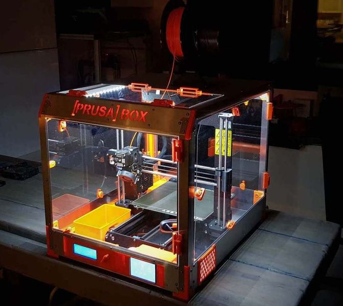 Could This Be The Best 3D Printer Enclosure?
