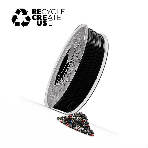 New Recycled Flexible Filament From Recreus