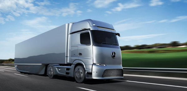 Mercedes To Spin-Off  Billion Truck Division