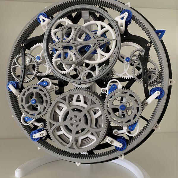 Design of the Week: Tourbillon Mechanica