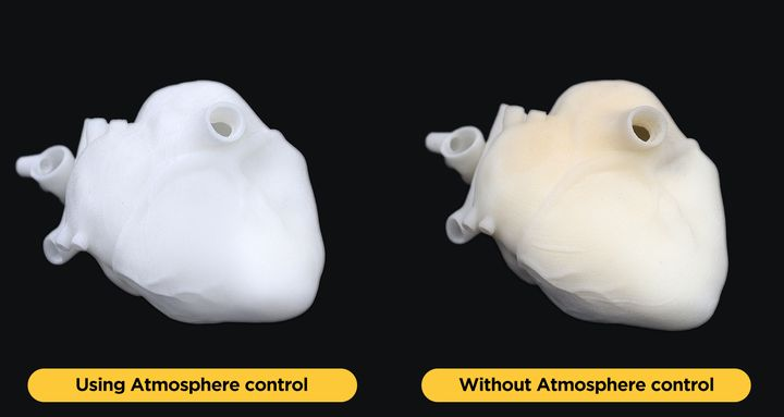 Wematter's New Atmosphere System Increases SLS Part Quality