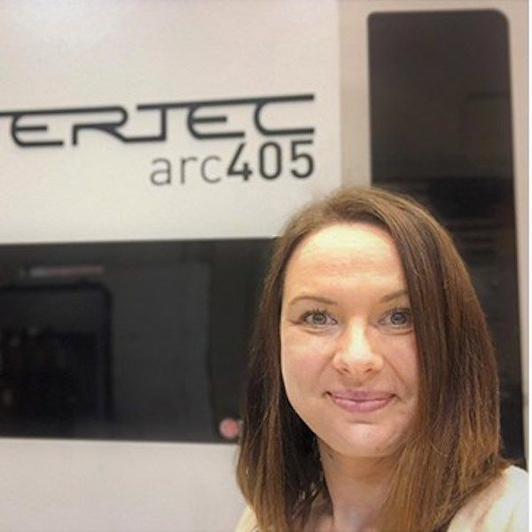 """Andrea Clark: """"I Love The Network Of Support And The Common Goal Of Everyone To Drive Female Leadership And Involvement In 3D Printing Forward"""""""