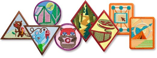 America Makes And The Girl Scouts Additive Manufacturing Patch