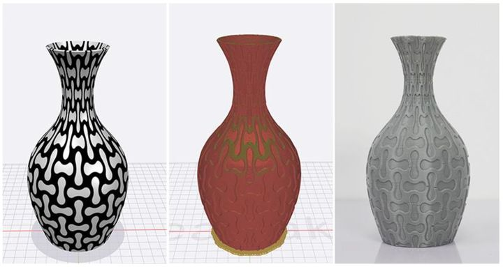 ideaMaker Updated With New Texturing Feature