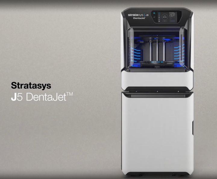 Stratasys Introduces Multi-Material Dental 3D Printer