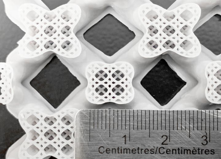 Large-Scale Complex 3D Printing Coming With Metafold