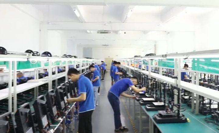 A 3D Printer Manufacturer You May Not Know: MINGDA