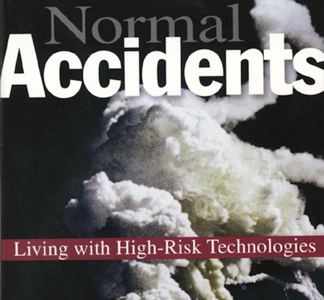 Book of the Week: Normal Accidents