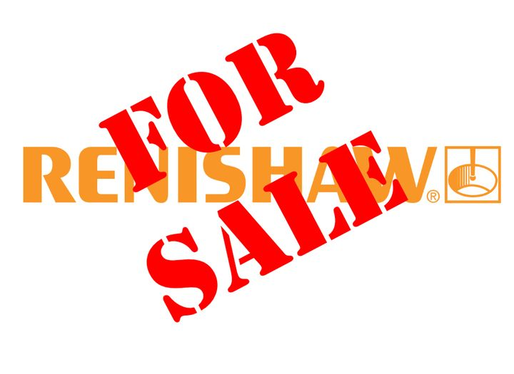 Renishaw Is For Sale!