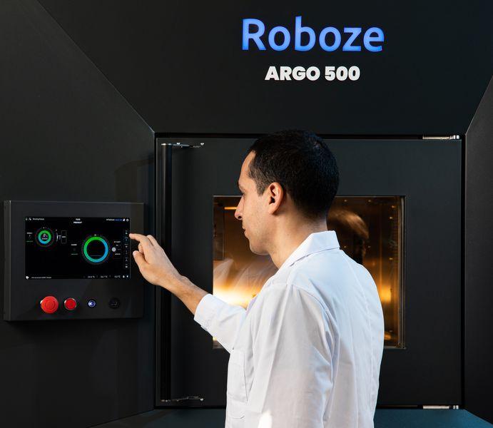 "Roboze Announces ""Roboze Automate"""