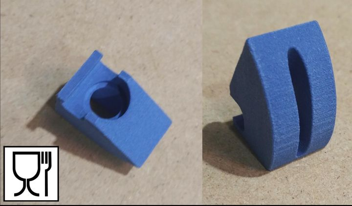 BLUE CARE 3D Printing Powder Is Definitely The Right Color