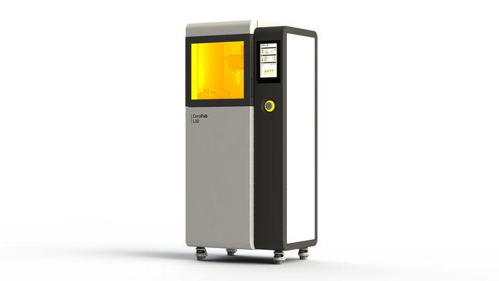 The New CeraFab L30 From Lithoz