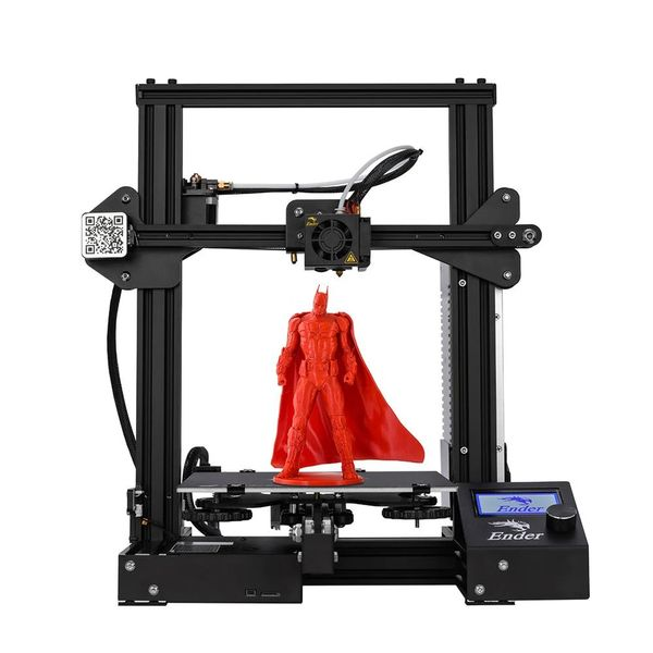 Creality Ender 3 3D Printer Hits Record Low Price
