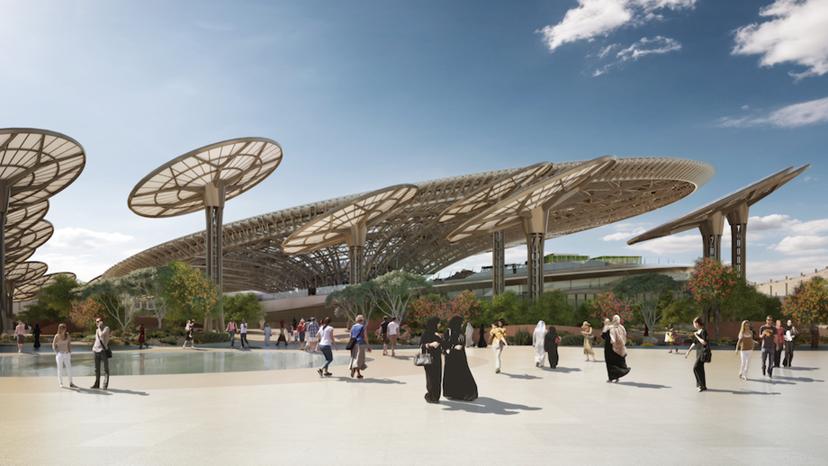 Expo 2020: Better Late Than Never