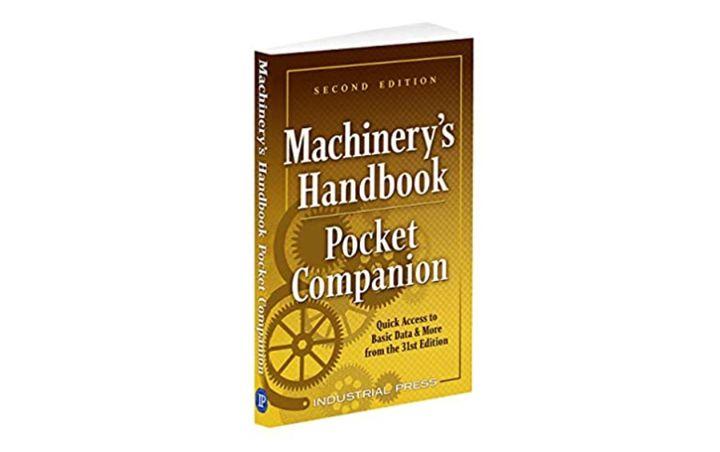 Book of the Week: Machinery's Handbook, Pocket Companion