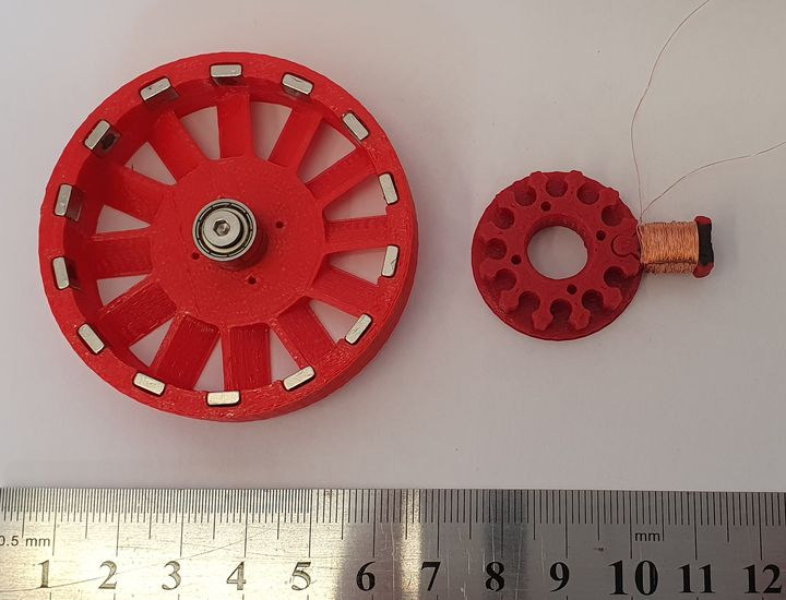 Bowyer Developing 3D Printed Electric Motor