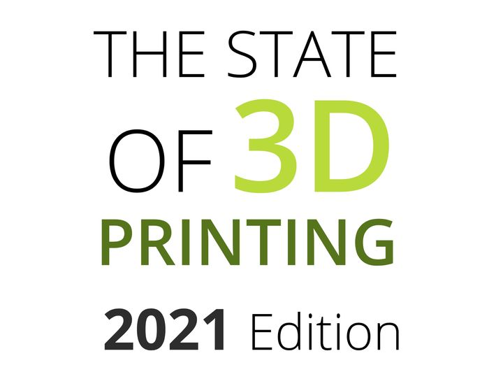 Sculpteo Releases State of 3D Printing Report 2021