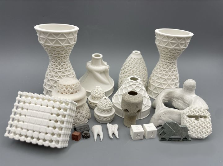 Tethon 3D Obtains Key Ceramic 3D Printing Patent