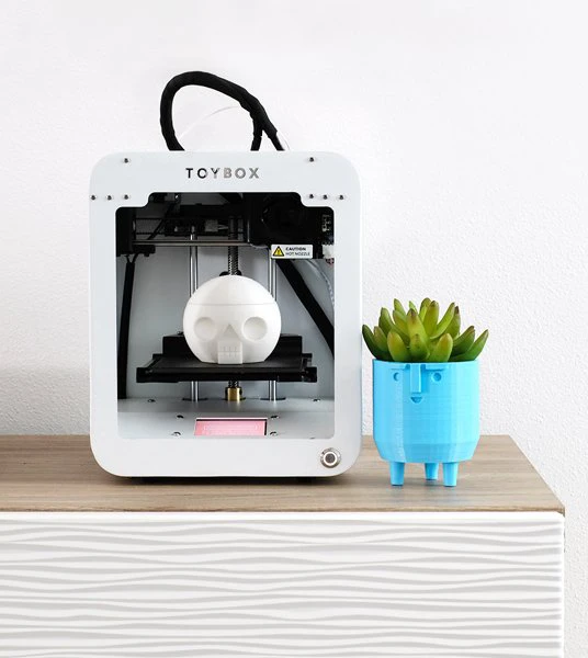Toybox: Fostering 3D Printing Interest In A New Generation Of Kids