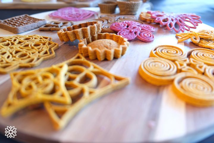 Would You Eat 3D Printed Food Waste?