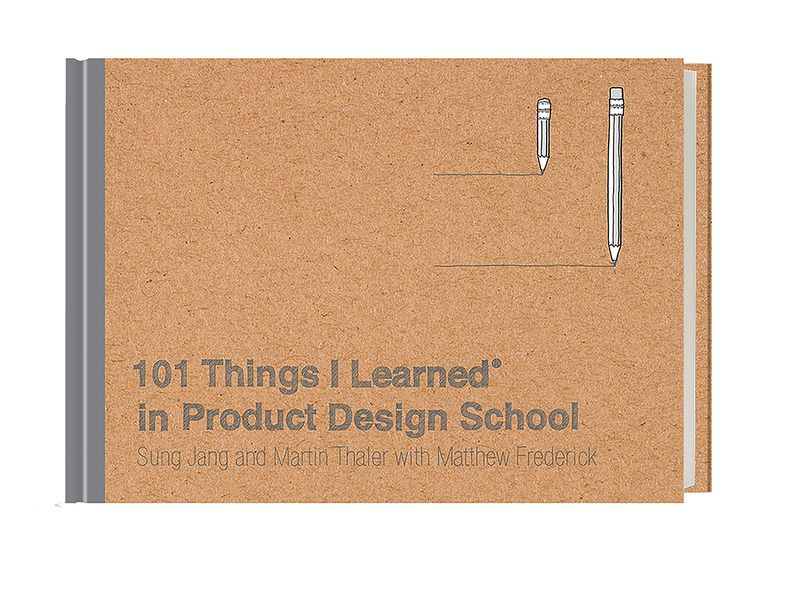 Book of the Week: 101 Things I Learned in Product Design School
