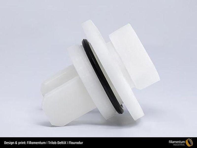 Filamentum Fills Engineering Gaps With New Fluorodur Filament