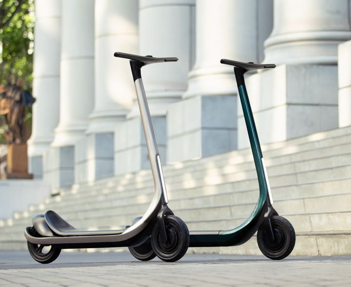 Arevo's New 3D Printed Custom E-Scooter