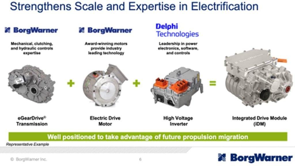 BorgWarner acelera inovação com aquisições e impressão 3D
