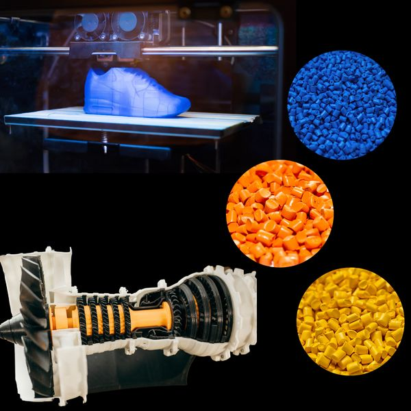 Where Does The Color In 3D Printer Filament Come From?